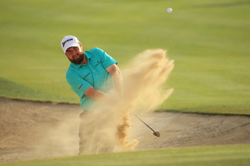 Shane Lowry European Best Pictures Of The Day - January 19, 2019
