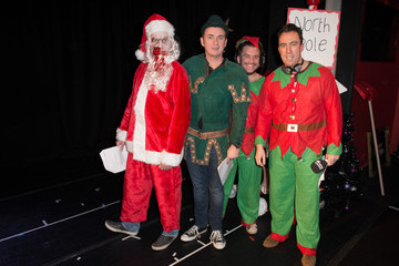 Shane Richie Christian O'Connell The Christian O'Connell Breakfast Show