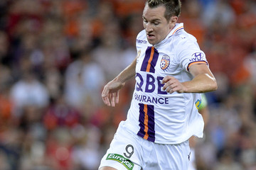 Shane Smeltz Brisbane v Perth