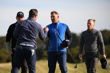 Shane Warne Alfred Dunhill Links Championship - Day Two