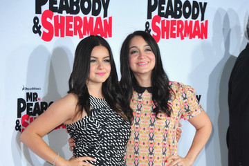 Shanelle Workman Ariel Winter 'Mr. Peabody & Sherman' Premieres in Westwood