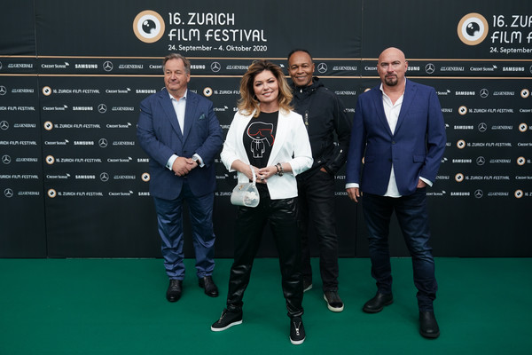 Entertainment  Pictures of the Month - September 2020 [entertainment pictures of the month,carpet,event,award,flooring,red carpet,premiere,competition event,team,ola strom,shania twain,ray parker jr.,l-r,photocall,entertainment,zurich film festival,film festival,festival,2020 zurich film festival,photograph,image,socialite,celebrity,entertainment,film festival,art gallery,musician,festival]