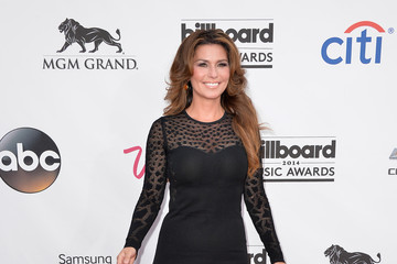 Shania Twain 2014 Billboard Music Awards - Arrivals