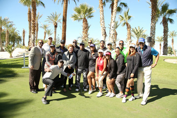 Shanice Soul Train Charity Golf Classic