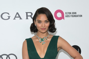 Shanina Shaik 25th Annual Elton John AIDS Foundation's Oscar Viewing Party With Cocktails by Clase Azul Tequila and Chopin Vodka
