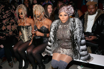 Shannade Clermont Shannon Clermont The Blonds - Front Row - February 2018 - New York Fashion Week: The Shows