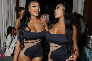 Shannade Clermont MADE Special Hosts Maxim Hot 100 Event Celebrating Teyana Taylor - Inside