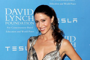 Shannon Elizabeth The David Lynch Foundation Honors Rick Rubin