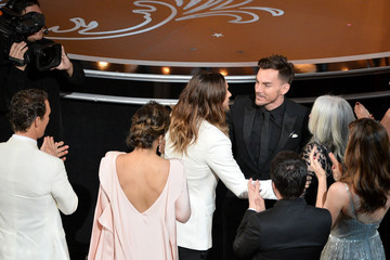 Shannon Leto 86th Annual Academy Awards Show