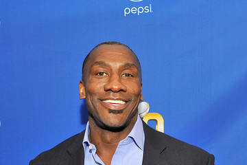 Shannon Sharpe The 2015 Pepsi Rookie of the Year Award Ceremony and Pharrell Concert at Pepsi Super Friday Night At Pier 70 In San Francisco