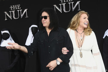 Shannon Tweed Premiere Of Warner Bros. Pictures' 'The Nun' - Arrivals