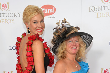 Shannon Voss Moet & Chandon Toasts The 139th Kentucky Derby - Day 2