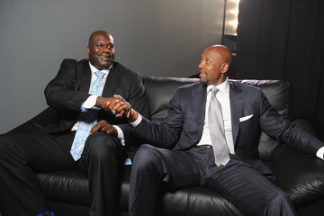 Shaquille O'Neal American Express Teams Up With Shaquille O'Neal and Alonzo Mourning