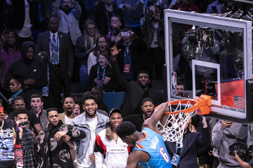 Shaquille O'Neal Celebrities Attend The 2019 NBA All-Star Saturday Night
