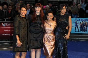 Shari Sebbens 56th BFI London Film Festival: The Sapphires - Official Screening