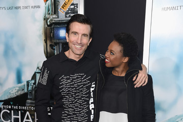 Sharlto Copley 'Chappie' Premieres in NYC