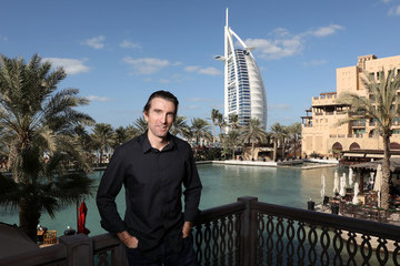 Sharlto Copley 2016 Dubai International Film Festival - Portraits