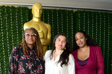 Sharmeen Obaid-Chinoy Academy Of Motion Picture Arts & Sciences' Women's Initiative New York Luncheon, In Partnership With E! Entertainment And With The Support Of Swarovski