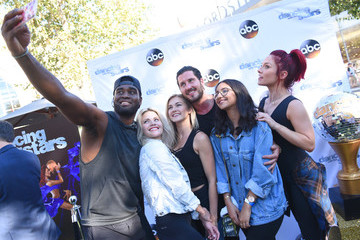 Sharna Burgess The 'Dancing With The Stars' Dance Lab at the Grove