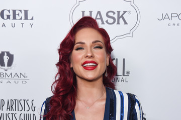 Sharna Burgess 7th Annual Make Up Artists And Hair Stylists Awards - Arrivals