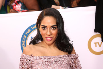 Sharon Carpenter 49th NAACP Image Awards - Red Carpet