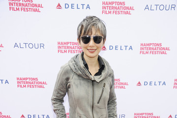 Sharon Chang Hamptons International Film Festival 2016 - Day 3