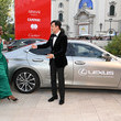 Sharon Duncan Brewster Lexus at The 78th Venice Film Festival - Day 3