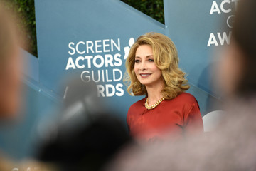 Sharon Lawrence 26th Annual Screen ActorsGuild Awards - Red Carpet