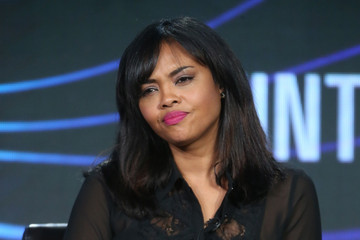 Sharon Leal 2016 Winter TCA Tour - Day 5