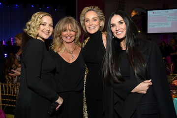 Sharon Stone WCRF's 'An Unforgettable Evening' - Inside