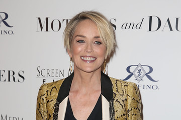 Sharon Stone Ruffino Wine Presents The Los Angeles Premiere of ' Mothers and Daughters'