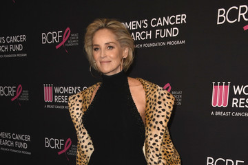 Sharon Stone The Women's Cancer Research Fund's An Unforgettable Evening Benefit Gala - Arrivals