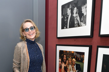 Sharon Stone Vanity Fair And The Ritz-Carlton Celebrate The Opening Of Vanity Fair: Hollywood Calling