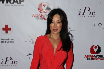 Sharon Tay Asian World Film Festival - Opening Night Red Carpet Awards Gala and Film