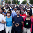 Marc Morial Sharpton Leads March Commemorating Anniversary Of MLK I Have A Dream Speech