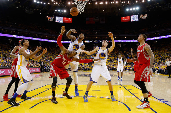 Houston Rockets v Golden State Warriors - Game Five