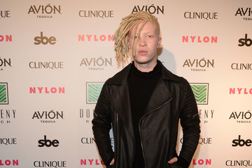 Shaun Ross NYLON Nights Los Angeles, in Celebration of the October It Girl Issue Hosted by Cover Star Tinashe, at Doheny Room