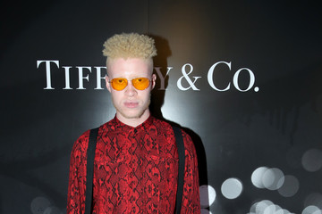 Shaun Ross Tiffany HardWear Los Angeles Preview With the Art of Elysium