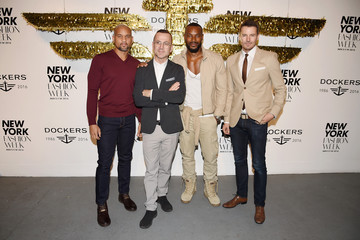 Shaun T Dockers x CFDA NYFWM Opening Party - New York Fashion Week Men's Fall/Winter 2016 - Opening Event