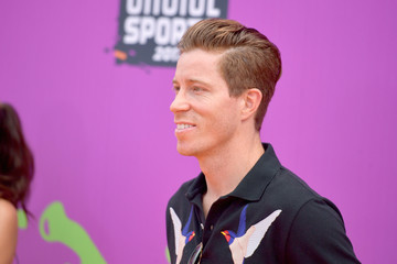 Shaun White Nickelodeon Kids' Choice Sports Awards 2017 - Arrivals