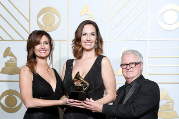Shauna Dodds The 58th GRAMMY Awards - Press Room