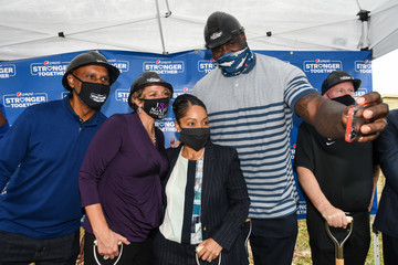 Shaunie O'Neal Pepsi Stronger Together Kicks Off With Orlando Magic And Shaquille O'Neal Foundation At Harbor House Of Central Florida