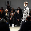 Shawn Ashmore Ovadia & Sons -Front Row- Mercedes-Benz Fashion Week Fall 2015