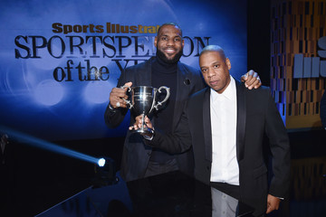 Shawn Corey Carter Sports Illustrated Sportsperson of the Year Ceremony 2016