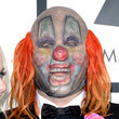 Shawn Crahan Arrivals at the Grammy Awards — Part 3