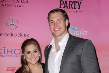 Shawn Johnson ESPN The Party - Arrivals