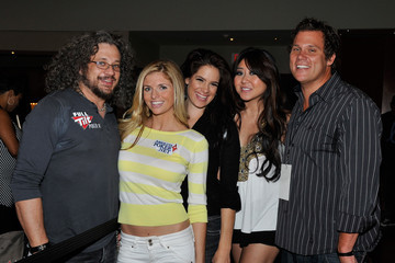 Tiffany Michelle Shawn Marion Foundation Celebrity Charity Poker Tournament - Inside