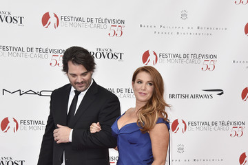 Shawn Sanford 55th Monte Carlo TV Festival : Day 1