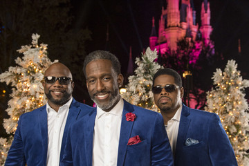 Shawn Stockman 2016 Disney/ABC Television Group Holiday Specials at Disney Parks