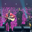 """Shawn Stockman Keep Memory Alive Honors Smokey Robinson And Kenny """"Babyface"""" Edmonds At 25th Annual Power Of Love® – Inside"""
